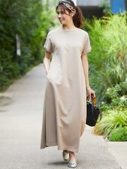 One-piece dress for women. picture of maxi length・long dresses (twa0119f0047)