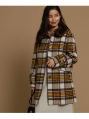 Outer for women. picture of balmacaan (ana0118f0154)