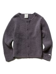 Room wear for kids. picture of cardigan (gkb0119f0015)